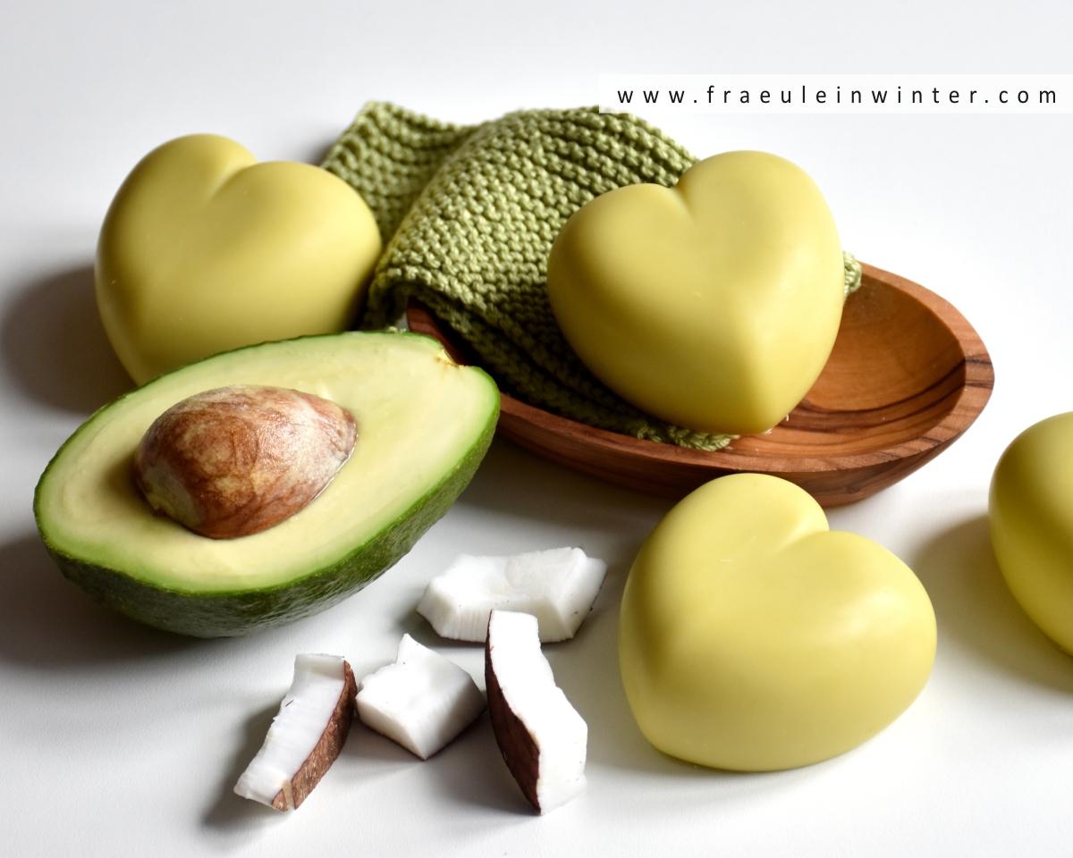 Avocadoseife zur sanften Hautreinigung