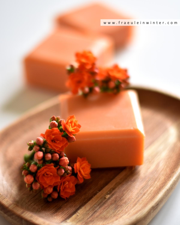 Seife aus rein natürlichen Zutaten.  Handgemacht in Österreich
