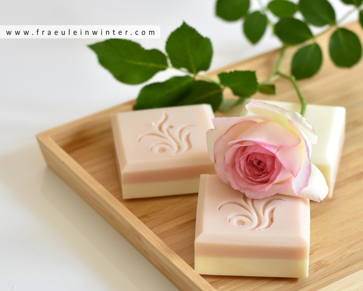 Rosenseife - Handgemachte Seife