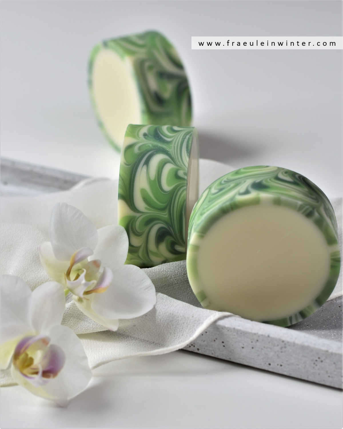 Vegan Rimmed Soap