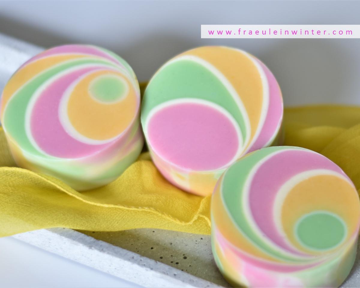Lollipop Swirl Seife