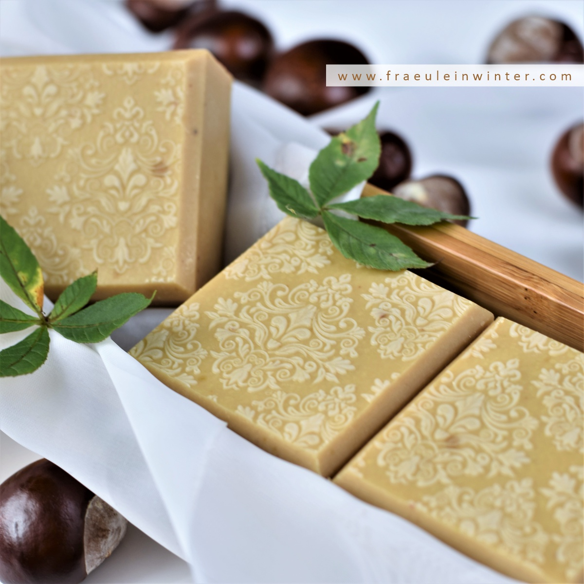 Chestnut Soap